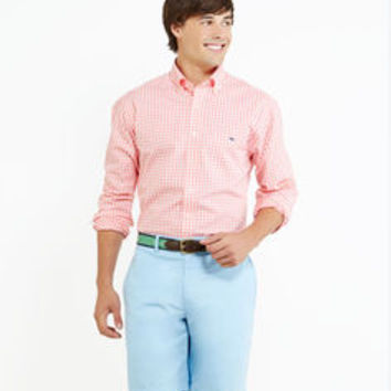 Gingham Tucker Shirt