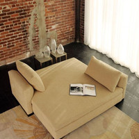 mixture : Furniture / Chairs & Seating / Chaises / Isola Lounge