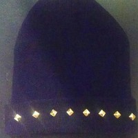 |Black Diamond| Beanie (wrap around design)
