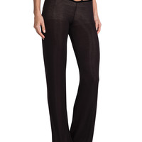 LOVE HAUS by Beach Bunny Barely There Caged Pant in Black