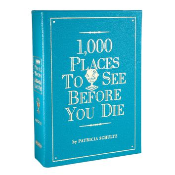 Graphic Image - 1,000 Places to See Before You Die