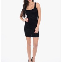 Black All You Need Is Lace Sleeveless Dress | $10.00 | Cheap Trendy Little Black Dresses Chic Disco