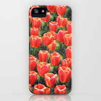 LOVE MY FLOWERS iPhone & iPod Case by Ylenia Pizzetti