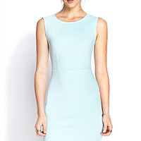 Classic Sleeveless Dress