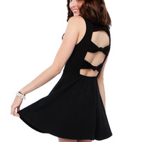 Papaya Clothing Online :: BACK BOW FLARE DRESS