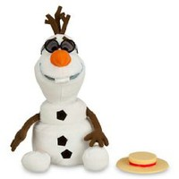 Just Play Disney Frozen Bean Olaf Plush