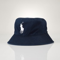 Big Pony Bucket Hat