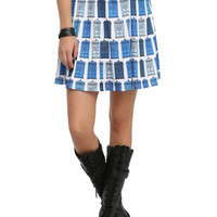 Doctor Who Her Universe TARDIS Skirt