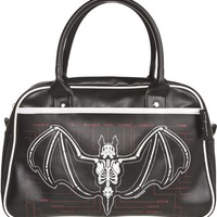 ANATOMICAL BAT PURSE