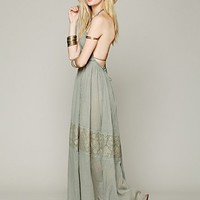 Free People Free People Endless Summer Triangle Top Maxi