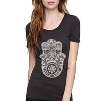 LA Hearts Henna Hands T-Shirt at PacSun.com