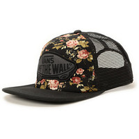 Vans Women's Beach Girl Floral Trucker Hat