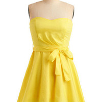 Zest is More Dress | Mod Retro Vintage Dresses | ModCloth.com