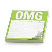 OMG Sticky Notes | Mod Retro Vintage Stationery | ModCloth.com