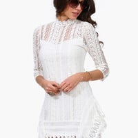 Isabel Lace Dress