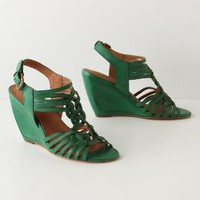 Emerald Isle Wedges - Anthropologie.com