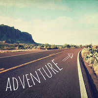 adventure Art Print by Sylvia Cook Photography
