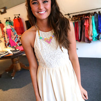Love Story {Cream Dress}