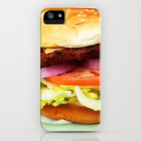SANDWICH iPhone & iPod Case by Ylenia Pizzetti