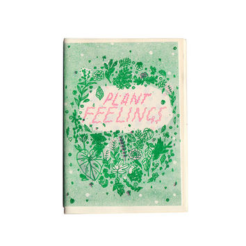 Plant Feelings Zine