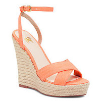 Ankle-strap Wedge Espadrille - Victoria's Secret