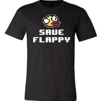 Save Flappy T-shirt | Flappy Bird Tee