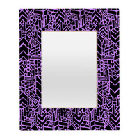 Nick Nelson Microcosm Orchid Rectangular Mirror