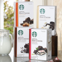 Starbucks® Hot Cocoa Mix Sampler