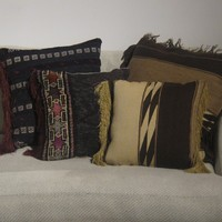 The Future Perfect - Geometric Cushion Collection - Textiles