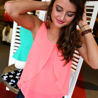 Little Lady {Neon Pink}