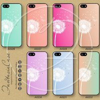 Phone Cases, iPhone 5 case, iPhone 5C Case, iPhone 5S case, The dandelion, iPhone 4S Case, Samsung Galaxy S3, Samsung Galaxy S4, FA0226