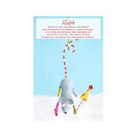 "Glitterville ""Ralph"" The Mouse Large Ornament"