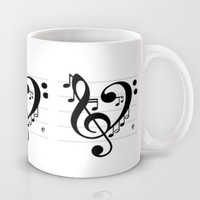 Love Music II Mug by RichCaspian