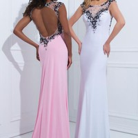 Tony Bowls Paris 114735 at Prom Dress Shop