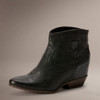 Monica Zip Bootie
