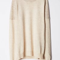 Sequin Dusted Sweater