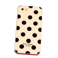 Folk Style Contrast Color Polka-dot Phone Case for Iphone 4/4s