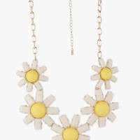 Daisy Crazy Necklace