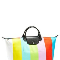 Longchamp 'Jeremy Scott - Color Bar' Travel Bag | Nordstrom