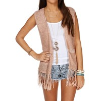 Sale-crochet Fringe