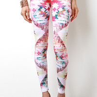Pink Tribe Leggings