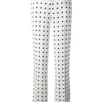 AQUILANO.RIMONDI polka dot trousers