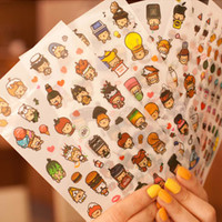 Big Do Deco Sticker Set
