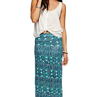 Nollie Aztec Knit Maxi Skirt at PacSun.com