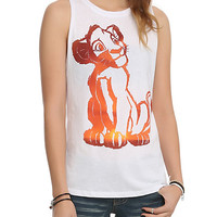 Disney Lion King Simba Muscle Girls Top