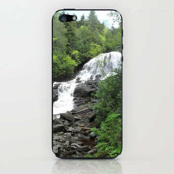 Waterfall iPhone & iPod Skin by Kelly Sweet