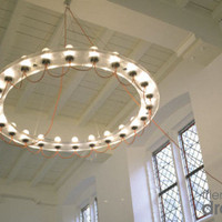 Centraal Museum Chandelier | Droog Lighting | by Richard Hutten