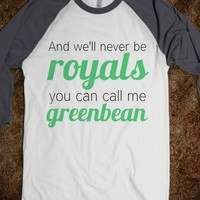 Royals/Greenbean Nash Grier Tee