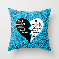 The Fault in Our Stars #3 Throw Pillow