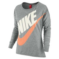 Nike Signal Loose L/S T-shirt - Women's at Lady Foot Locker